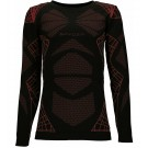 Bluza First Layer Spyder Racer B Negru