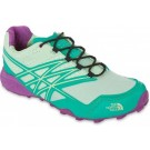 Incaltaminte alergare The North Face W Ultra Mt Verde