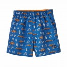 Pantaloni scurti Copii Patagonia Baby Baggies Shorts Bayou Blue (Multicolor)