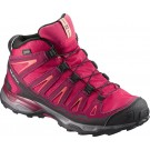 Incaltaminte Hiking Salomon X-Ultra Mid GTX K Roz