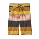 Pantaloni scurti Copii Patagonia Boys' Wavefarer Boardshorts Mellow Melon (Multicolor)