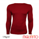 Bluza First Layer Barbati Merinito 170g/mp Visinie