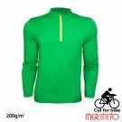Bluza Merinito Cut For Bike 200g M Verde