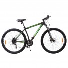 "Bicicleta Mountain Bike Omega Bettridge 29"" Negru / Verde"