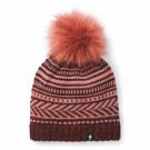 Caciula Smartwool Chair Lift Beanie Canyon Rose Heather (Multicolor)