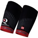 Compresie Cvadriceps Compressport Quad Trail Black