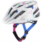 Casca Ciclism Alpina Fb Jr. 2.0 LE White/Hearts Matt Multicolor