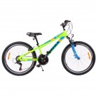 "Bicicleta Mountain Bike Copii Omega Gerald 24"" 2019 Verde"