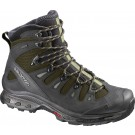 Incaltaminte Hiking Salomon Quest 4D 2 GTX M Verde / Gri
