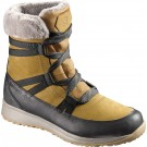 Incaltaminte Hiking Salomon Heika Ltr CS WP W Galben