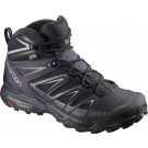 Incaltaminte Hiking Salomon X Ultra 3 Mid GTX M Negru