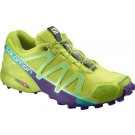 Incaltaminte Alergare Salomon Speedcross 4 W Lime