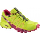 Incaltaminte Alergare Salomon Speedcross 4 GTX W Lime