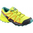 Incaltaminte Alergare Salomon Speedcross K Lime
