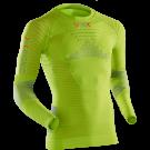 Bluza X-Bionic Effektor Power M Lime / Negru