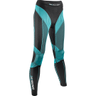 Pantaloni X-Bionic Effektor Power W Negru / Turquoise