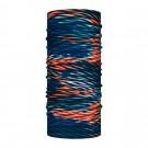 Bandana Tubulara Drumetie Unisex Buff New Original Veneer Blue