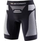 Pantaloni X-Bionic Marathon Short Black/White