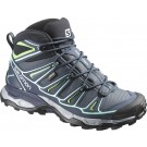 Incaltaminte hiking Salomon X Ultra Mid 2 GTX W Bleumarin