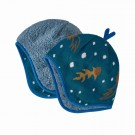 Caciula Copii Patagonia Baby Reversible Beanie Cosmic Dreams Knit: Crater Blue (Albastru)