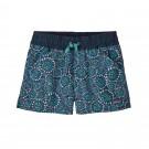 Pantaloni Scurti Casual Copii Patagonia Girls' Costa Rica Baggies Shorts Multicolor
