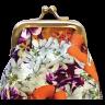 Casti audio Skullcandy Bombshell Floral/Plum Coral/Gold