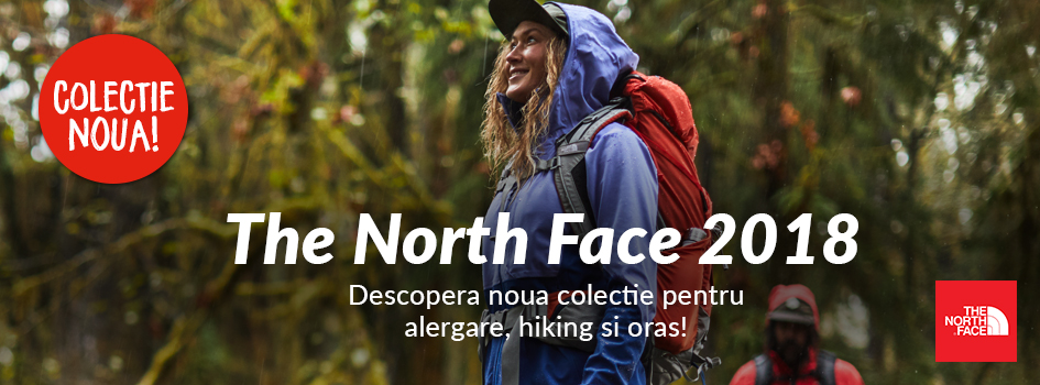 Colectia The North Face 2018